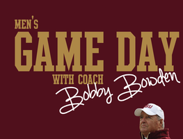 Men's Game Day with Coach Bobby Bowden