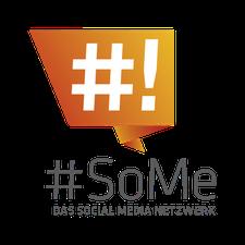 #SoMe - Das Social Media Netzwerk logo