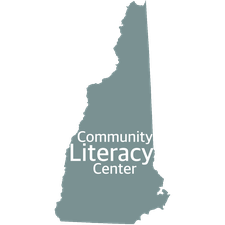 UNH Community Literacy Center logo