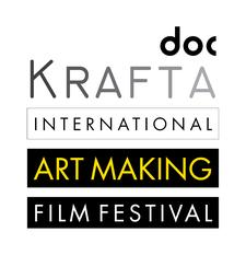 KRAFTA DOC INTERNATIONAL ART MAKING FILM FESTIVAL 2017 logo