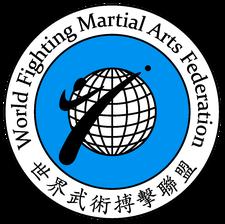 World Fighting Martial Arts Federation (WFMAF) logo