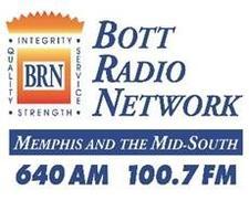 Bott Radio Network Memphis logo