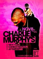 Charlie Murphy's New York Comedy Festival Afterparty
