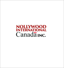 NOLLYWOOD INTERNATIONAL CANADA logo