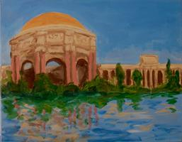 Pa'ina Paint Club - Palace of Fine Arts