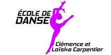École de danse Clémence et Loïska Carpentier logo