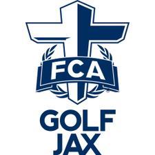 FCA Golf JAX logo