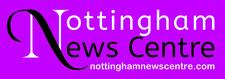 Nottingham News Centre  logo