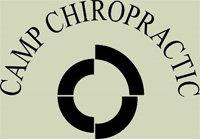 Camp Chiropractic & 8 Weeks to Wellness logo