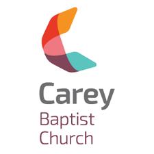 Carey Baptist Church logo