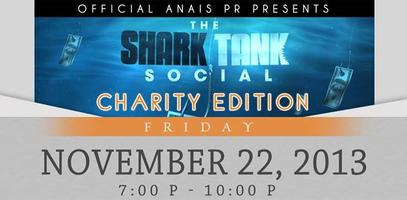 "Shark Tank Social ""Charity Edition"""