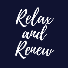 Relax and Renew Events logo