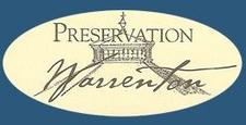 Preservation Warrenton logo