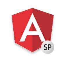 AngularSP logo