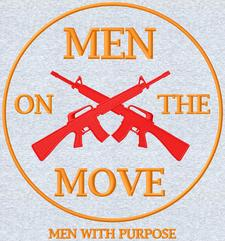 Men On The Move-Men On The Frontlines logo