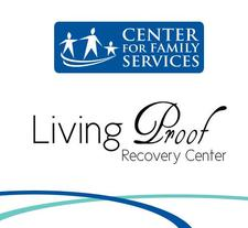 Living Proof Recovery Center logo
