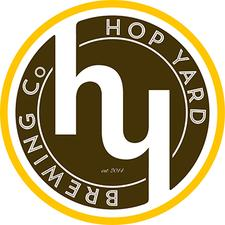 Hop Yard Brewing Co logo