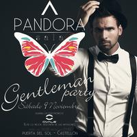 GENTLEMAN PARTY EN SALA PANDORA (CASTELLÓN
