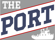 The Port: Home of CrossFit Portsmouth logo