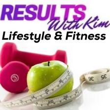 Results with Kim - Lifestyle & Fitness Specialist logo