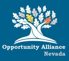 Opportunity Alliance Nevada logo