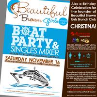 Boat Party & Single Mixer :: Saturday Evening Cruise