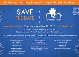 UPS 26th Anniversary: A Celebration of Unique People