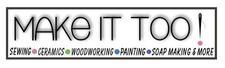 Make It Too! - Old Bethpage logo