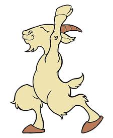 Goat Yoga Texas logo