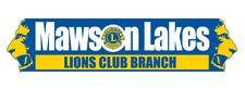 Mawson Lakes Lions Club Branch logo