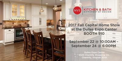 2017 Fall Capital Home Show With NVS Kitchen And Bath Tickets, Fri, Sep 22,  2017 At 10:00 AM   Eventbrite