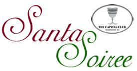 The Capital Club's 22nd Annual Santa Soirée