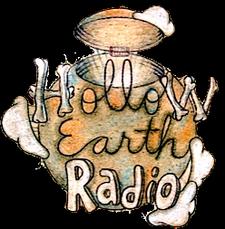 Hollow Earth Radio logo