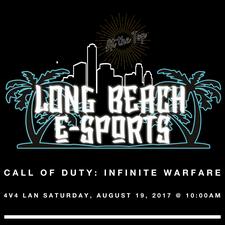 Long Beach eSports logo