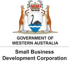 Small Business Development Corporation logo