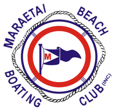Maraetai Beach Boating Club logo