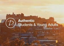 Authentic Students and Young Adults  logo