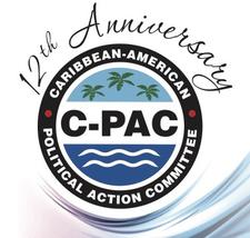 Caribbean-American Political Action Committee logo