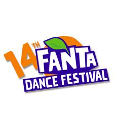 Fanta Dance Festival logo