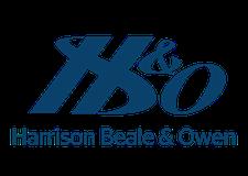 Harrison Beale and Owen logo