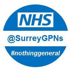 Surrey Primary Care Workforce Tutors logo