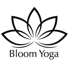 Bloom Yoga logo