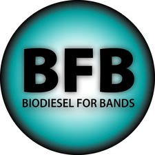Biodiesel for Bands-BFB Shuttle logo