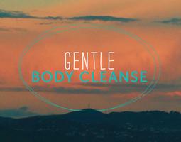 November Gentle Body Cleanse