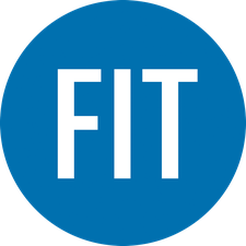 The FIT Library  logo