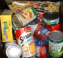 Food Drive - Year Long - HEALTH for Youths