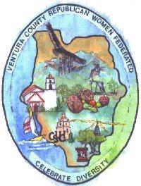 VENTURA COUNTY REPUBLICAN WOMEN FEDERATED  logo
