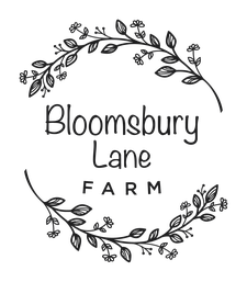 Becky @ Bloomsbury Lane Farm logo