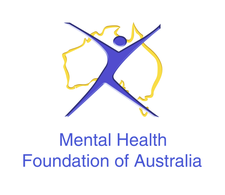 Mental Health Foundation Australia logo