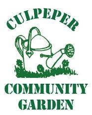 Culpeper Community Garden logo